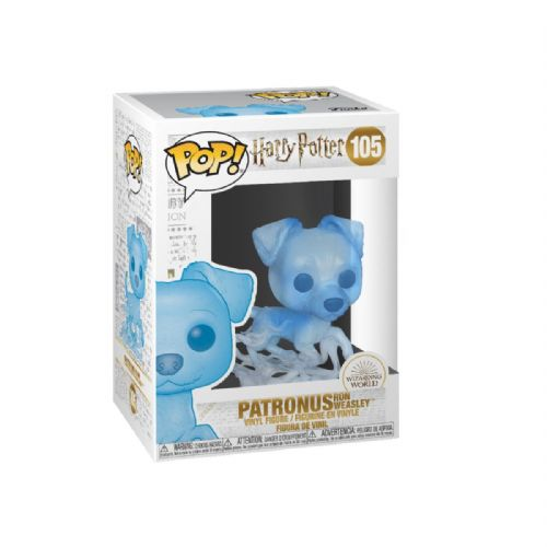Funko Pop! Vinyl Harry Potter - Ron Weasley Patronus Figure - Pre-Order